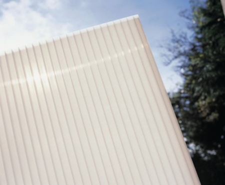 25mm Opal Polycarbonate Sheet For Conservatory Roofs