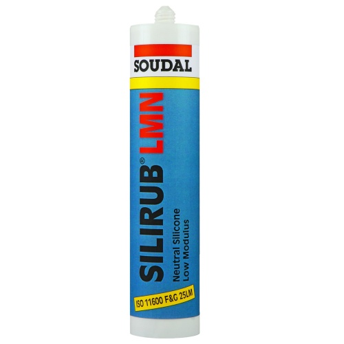 Soudal Low Modulus Neutral Cure Silicone