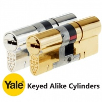 Keyed Alike Charge For Yale Euro Cylinders