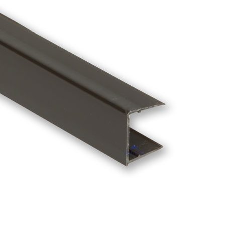Polycarbonate End Closure Brown