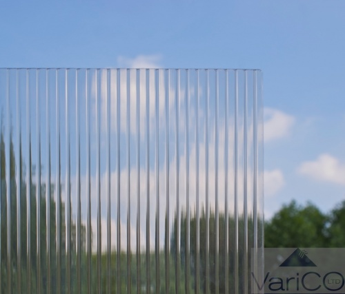 4mm Twinwall Polycarbonate 610mm X 1220mm
