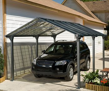 Freestanding Canopy Carport Roof