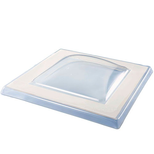 Mardome Direct Fix Polycarbonate Rooflight (Dome Only - No kerb)