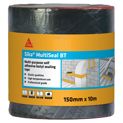 Sika® Multi-Seal BT Self Adhesive Butyl Flashing Tape 150mm X 10M