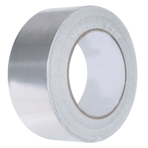 Aluminium Foil Tape 48mm Wide X 50M Long