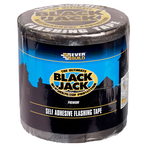 Black Jack 174 Flashing Tape Lead Look 150mm X 10m Roll