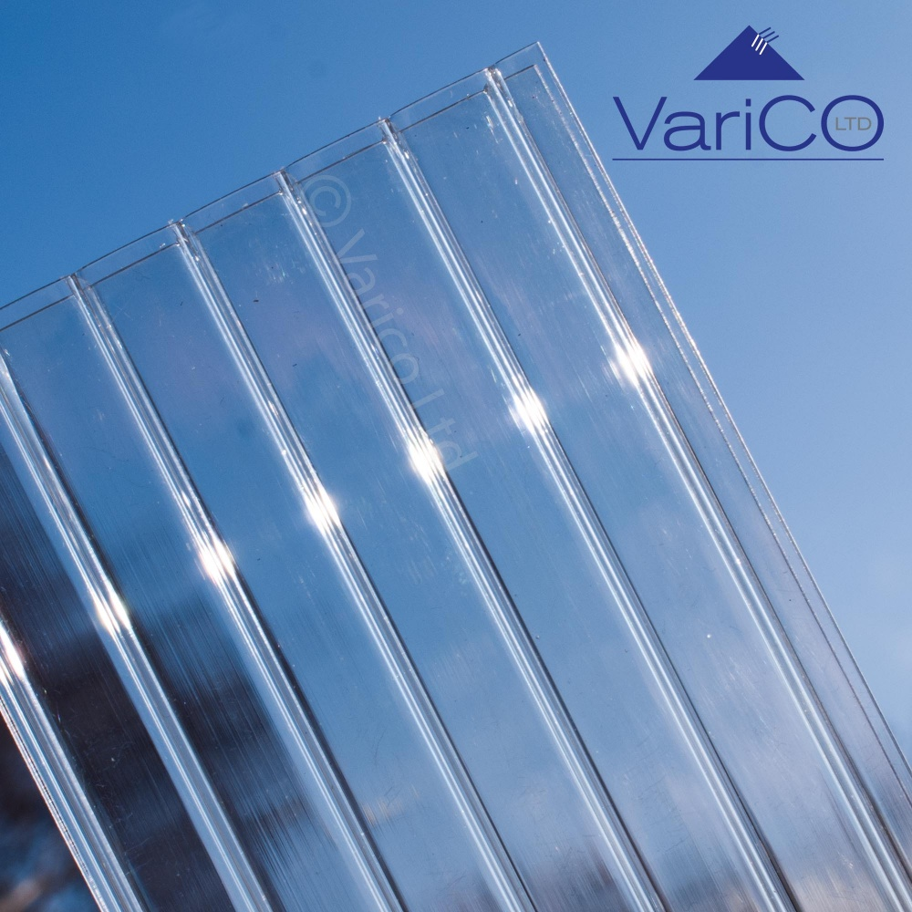 35mm Clear Polycarbonate Sheet Used In Conservatory Roofs