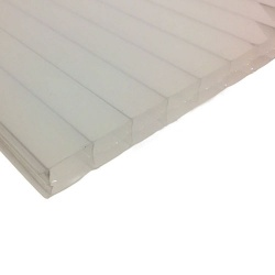16mm Triplewall Polycarbonate Roofing Sheet Opal