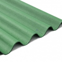 Corrugated Bitumen Sheet Green