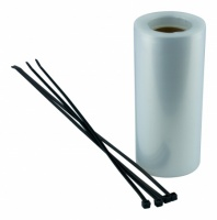 Temporary Rainwater Downpipe 20M Roll