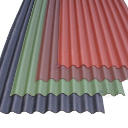 Guttapral Eco Corrugated Bitumen Roofing Sheet