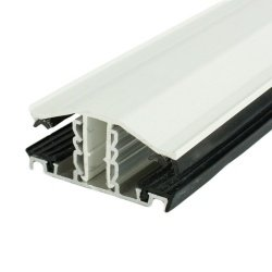 Rafter Supported Glazing  Bars White