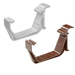 Gutter Bracket For Use With Self Support Eaves Beam