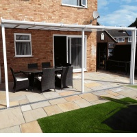 Homestyle Canopy System White - Special Offer