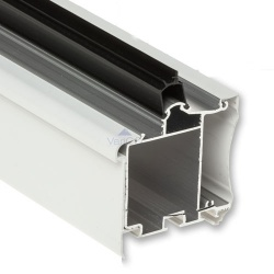 Eaves Beam To Suit Self Support Glazing Bars