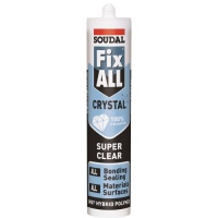 Soudal Fix All Crystal Clear